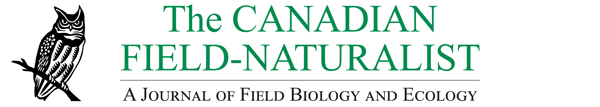 The Canadian Field-Naturalist. A Journal of Field Biology and Ecology.
